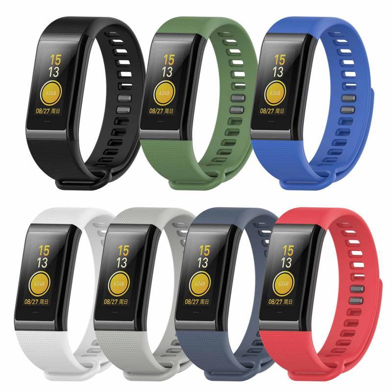 Correa de silicona para reloj Amazfit Huami COR A1702, pulsera transpirable con textura para reloj Amazfit Huami COR