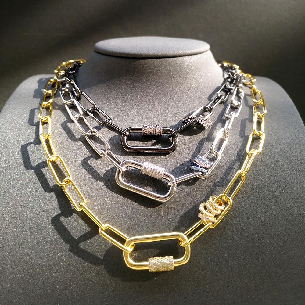 Collar de plata de ley s925 párr mujer de joyería de marca...