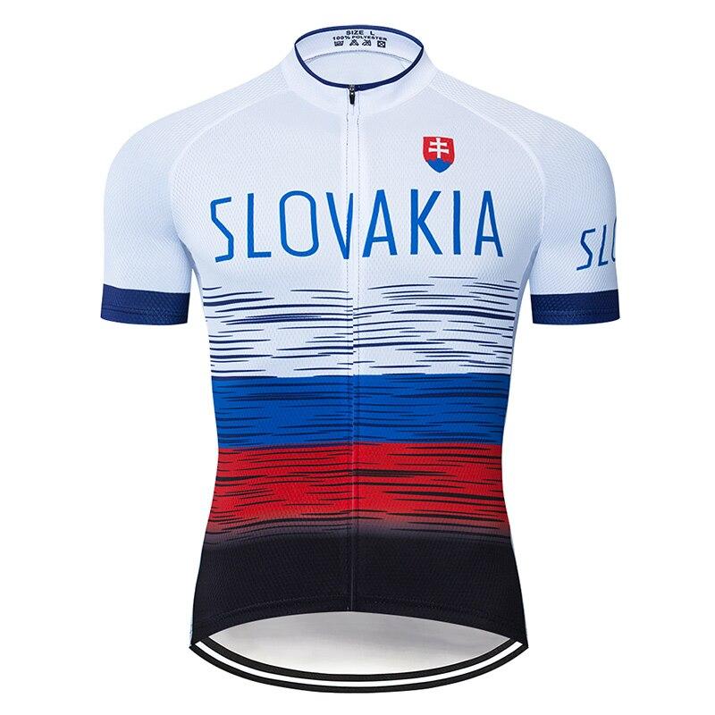SLOVALIA-camisetas De Ciclismo para hombre, Ropa De secado rápido para Ciclismo De...