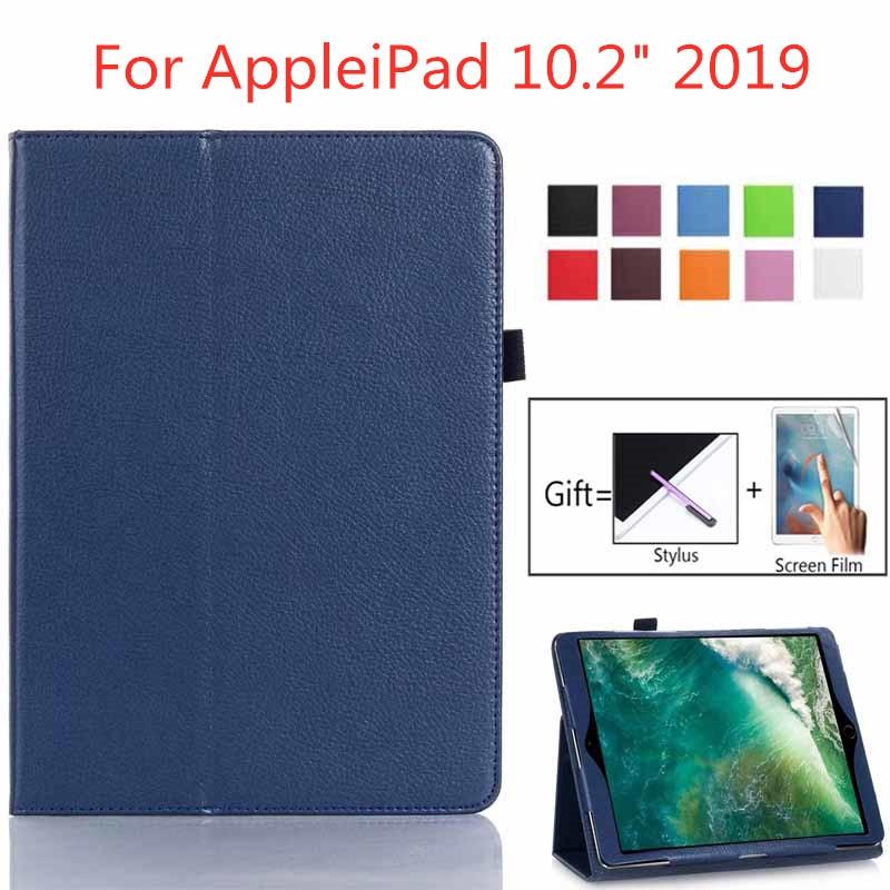 """Funda protectora de gama alta para iPad 10,2 es adecuada para iPad 10,2 """"2019 Tablet PC case"""" La 7ª Generación de 2019 A2200 A2198 A2"""
