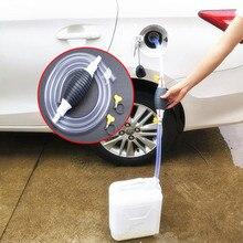 Tuyau daspiration automatique Siphon à haut débit pompe à main ensemble doutils de changement dhuile de voiture Portable échange automatique Kit drainé accessoires de voiture