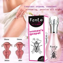 Female Orgasm Liquid Pleasure Enhancement Gel Excitement Spray Ladies AdultAppeal SexProducts Firmin