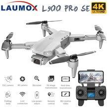 LAUMOX L900 Pro SE 4K Dron with HD Dual Camera 5G GPS FPV Brushless Motor RC Quadcopter Professional