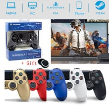 For Sony PS4 Controller Console Gamepad Wireless Bluetooth Virbration Game Joystick For PC/PS4/PS3/A