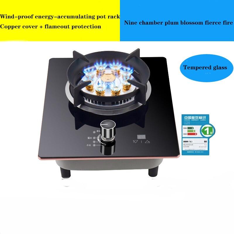 Built-in fogão a gás, fogão doméstico, fogão a gás natural, desktop fogão a gás liquefeito, fogão a gás dispositivo de proteção termoelétrico