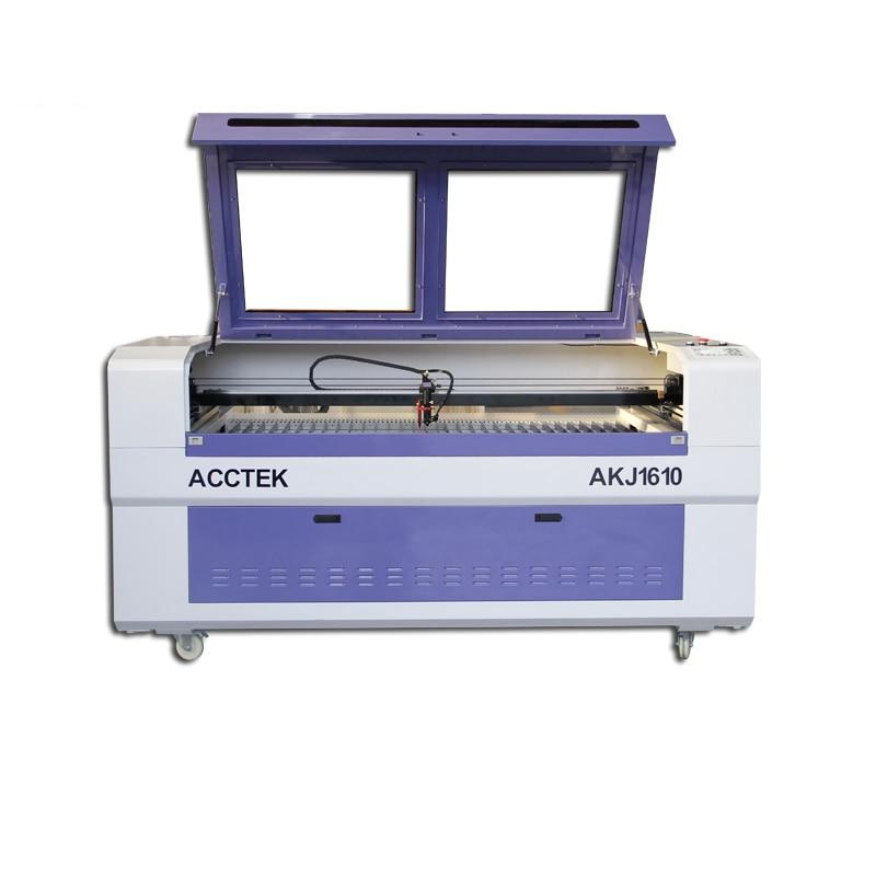 Co2 Laser Engraving Cutting Machine Engraver 40w 90W Acrylic Co2 Laser Cutting Machine 1610 недорого