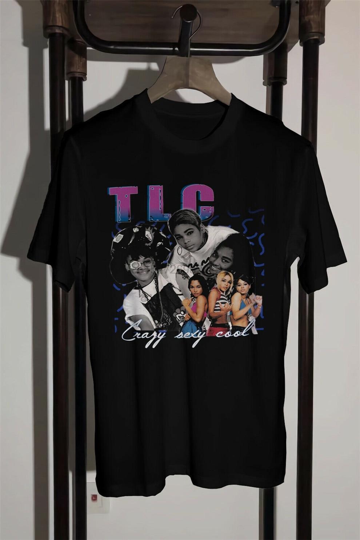 Футболка Tlc Homage тройники, популярный товар, размер женской одежды, футболка