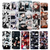 jujutsu kaisen anime manga cover phone case for xiaomi redmi note 9s 10 9 8 8t 7 6 5 6a 7a 8a 9a 9c s2 pro k20 k30 5a 4x coque