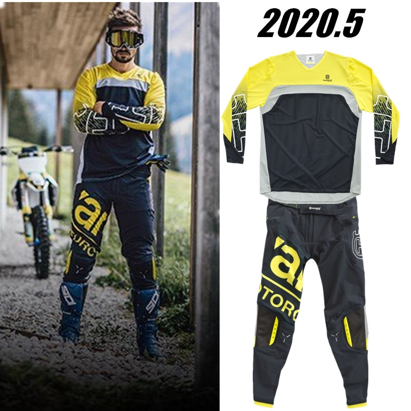 NEW 2020 RAPIDLY FOX 180 enduro motocross gear set mx jersey pants motorbike clothing mtb car racing suit Off Road equipment