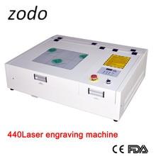 Découpeuse et découpeuse Laser 4040 40W bureau CO2 Laser Cutter Mini bricolage pour bois acrylique contreplaqué Mdf mousse avec prix pas cher