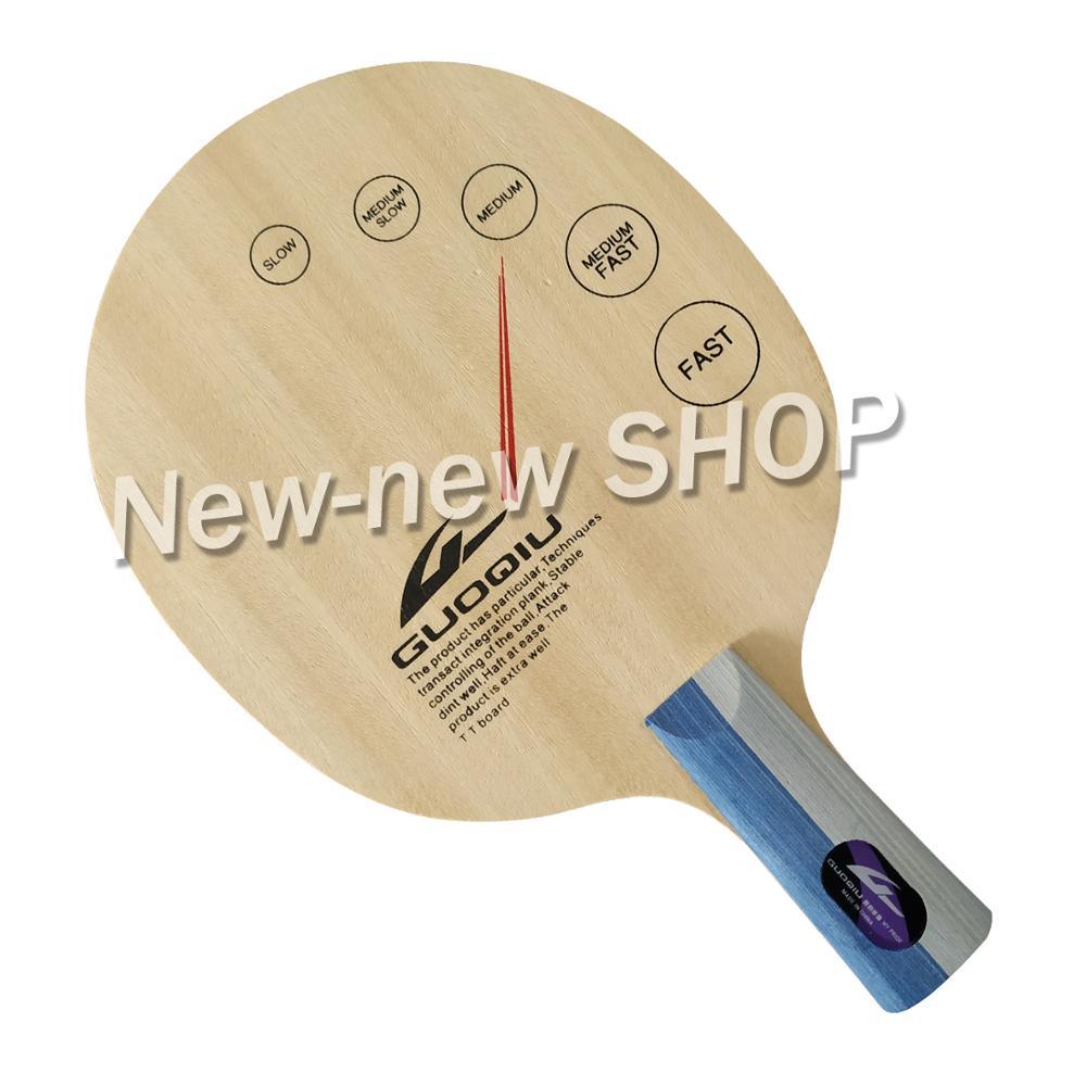GuoQiu W-01 W 01 W01 Shakehand table tennis pingpong blade