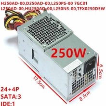 Nouveau BLOC DALIMENTATION Pour Dell 390 790 990 3010 Alimentation H250AD-00 D250AD-00 L250PS-00 AC250PS-01 L250AD/HU250AD-00 L250NS-00 F250AD-00
