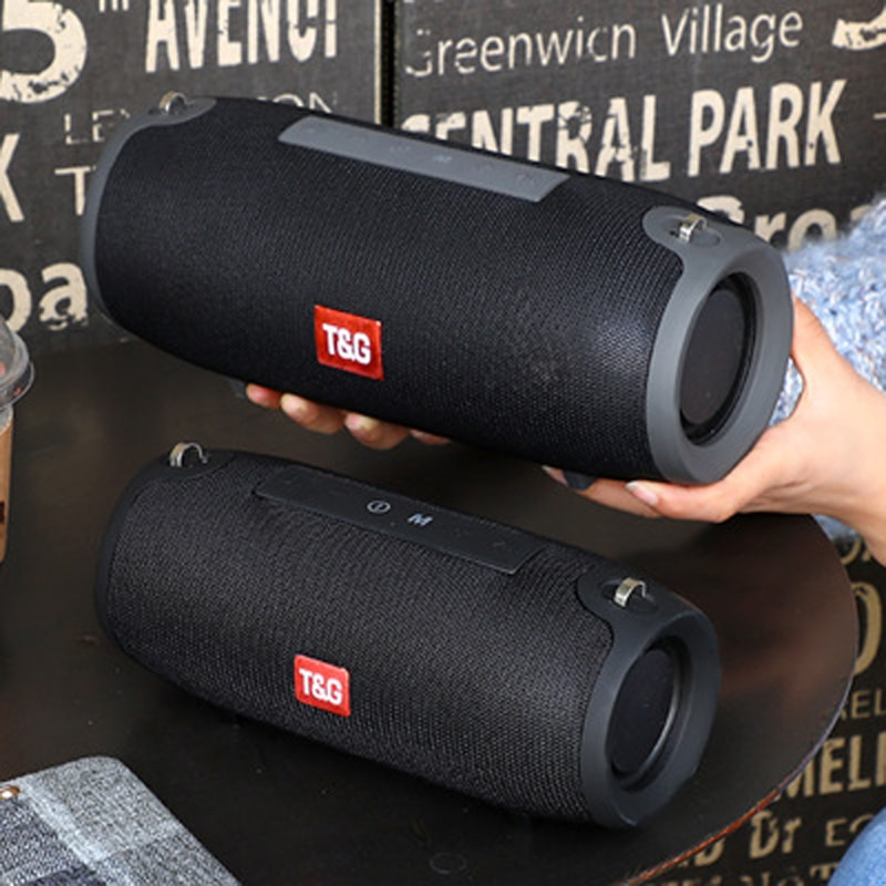 Tg118 40 w alto-falante bluetooth alto-falante portátil de alta potência barra de som para o leitor música do computador centro boom caixa coluna bluetooth fm