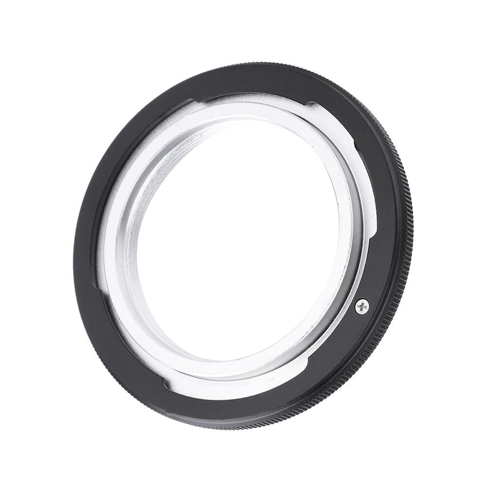 Lente titular M42-FD m42 parafuso lente para canon fd F-1 A-1 t60 filme câmera adaptador anel macro