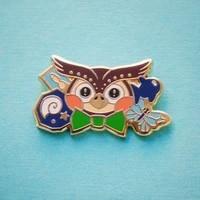 kawaii npc villager fossil blathers hard enamel pin cartoons fashion owl animal medal brooch jewelry animal crossings fans gift