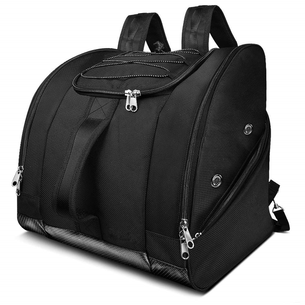 Boot Bag Ski Boots and Snowboard Boots Bag Excellent for Travel with Waterproof Exterior & Bottom fo