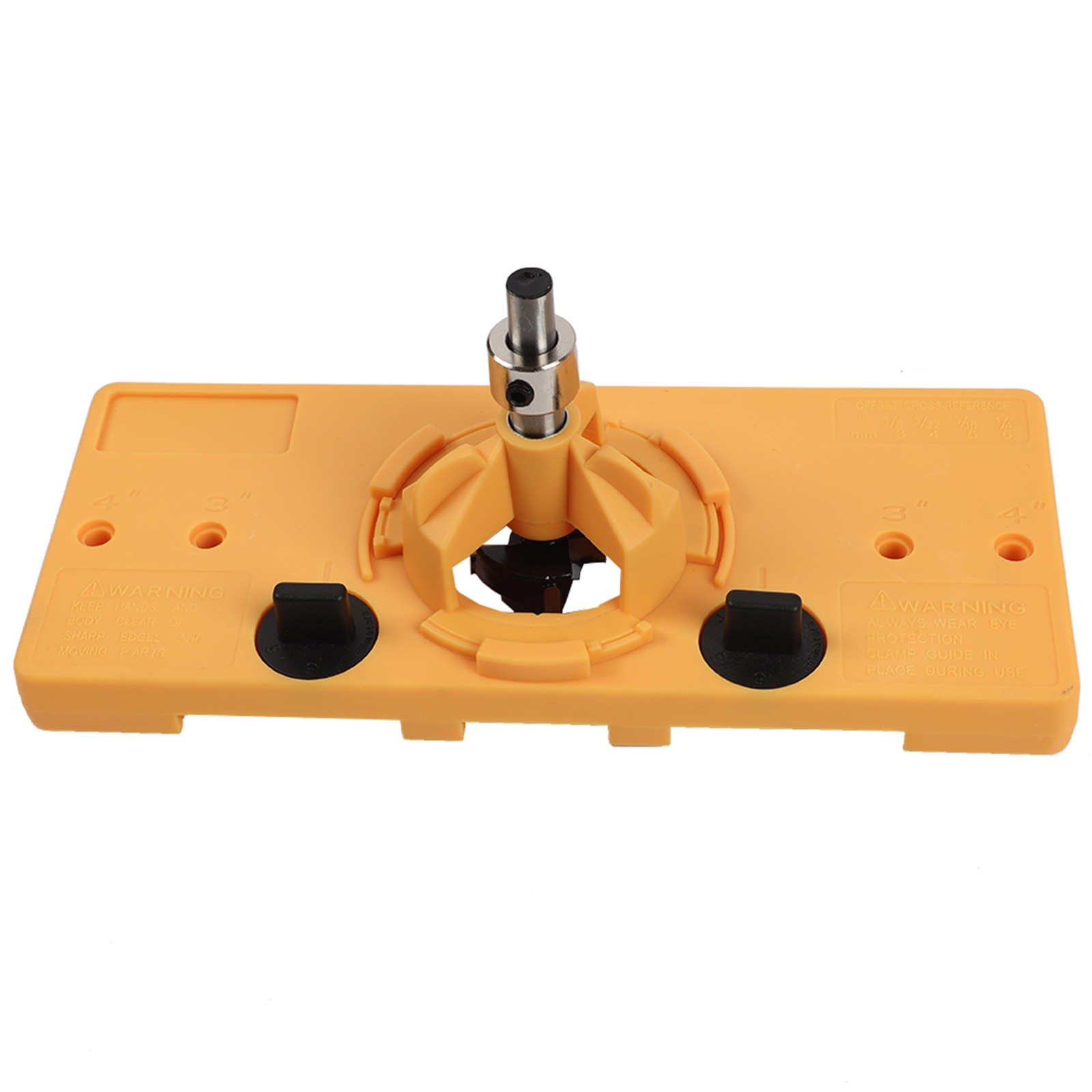 15-35MM Cup Style Hinge Jig Boring Hole Drill Guide + Forstner Bit Wood Cutter Carpenter Woodworking DIY Tools