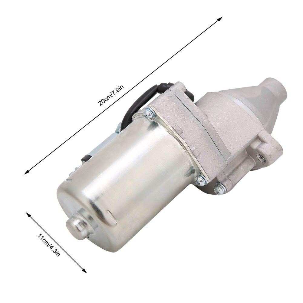 Starter Motor Fits For Honda 11HP & 13HP GX340 GX390 Engine Motor enlarge