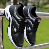 black leather casual sneakers autumn wedges mens shoes 2021 superstar trainers boy school sneakers fashion shoes