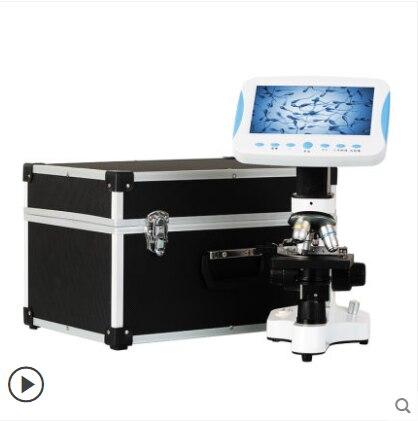 ] المهنية البصرية الطبية الحيوية طالب العلوم تجربة مجموعة اختبار الدم الحيوانات المنوية مرض الأسماك عالية الوضوح اختبار