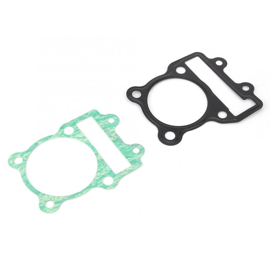 2 stücke 60mm/2,3 in YX150 Motor Kopf Dichtung Passend für YX 150 160cc Off-Road Motorrad zylinder Rebuild Kit Motor Dichtung