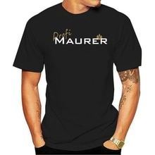 Moda Hot Koop Profi Maurer Handwerker Hausbau Haus Anbau Kelle Plezier Geschenk S455 Camisa 2021 Vrijetijdsbesteding Mode T-shirt 100% Katoen