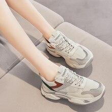 Women's Vulcanize Shoes Platform Chunky Sneakers,Off White Sports Shoes,Casual Sneaker Women Vulcani