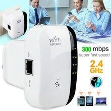 Reforço de Sinal de 300Mbps Wifi Repeater AP Router Wireless-N 802.11 Extensor De Autonomia para o Telefone Móvel Tablet PC