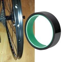 25 jante bande largeur Tubeless roue de vélo vide pneu tampon détanchéité réparation bande 10m animal de compagnie pour vélo de montagne route roue de vélo