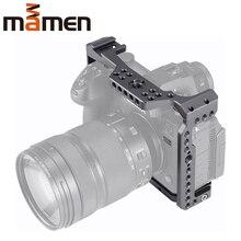 MAMEN Aviation en alliage daluminium caméra Cage stabilisateur vidéo 1/4