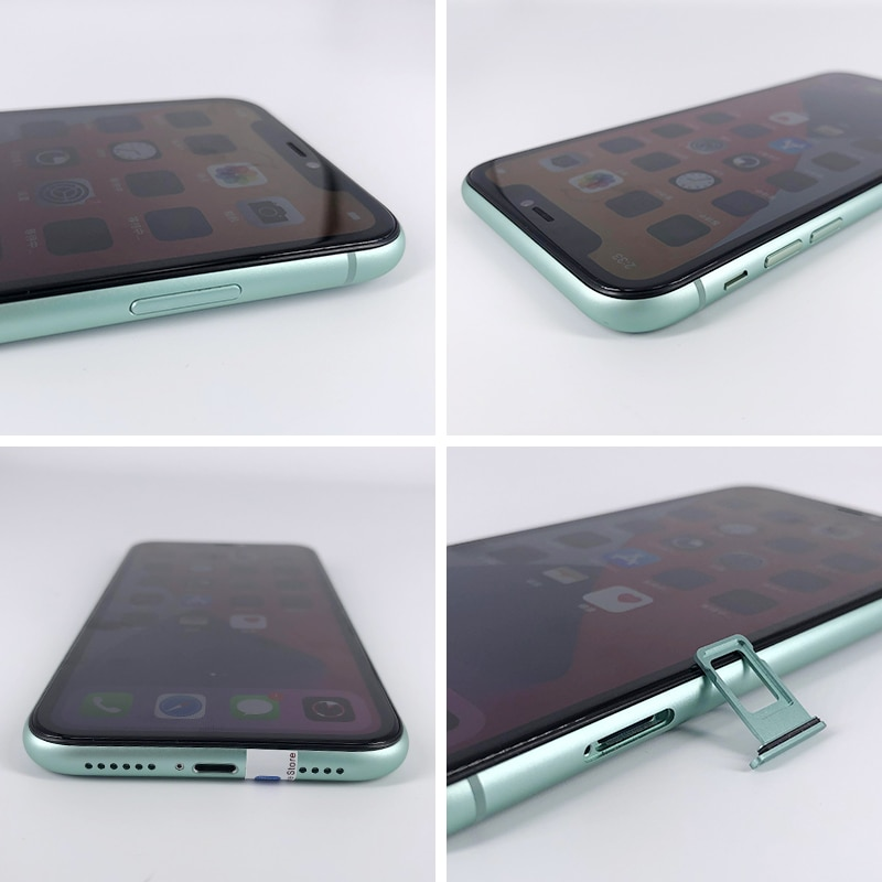 In Stock Apple iPhone 11 128/64GB Unlocked Smartphone iOS A13 Face ID 12MP Camera 6.1 4