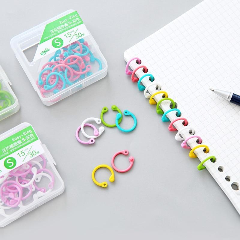 yoofun-creativo-plastico-multi-funcion-circulo-anillo-diy-albumes-de-hoja-suelta-libro-colorido-aros-de-carpetas-oficina-suministros-de-encuadernacion