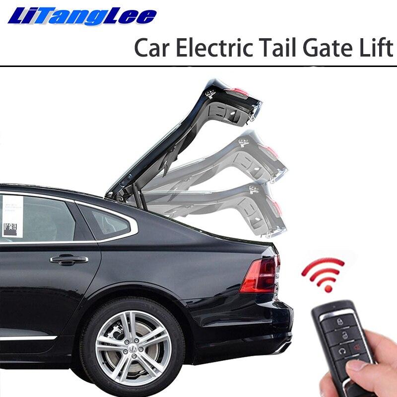Elevador eléctrico para puerta trasera de coche LiTangLee, sistema de asistencia para Mercedes Benz Clase E W212 S212 A207 C207 2017 ~ 2020, Tapa de Control