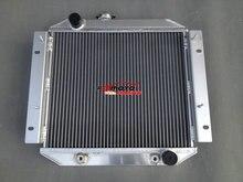 Aluminum Universal Radiator Fit For Ford Escort 1971-1980 1972 1973 74 1975 76 77 78 79