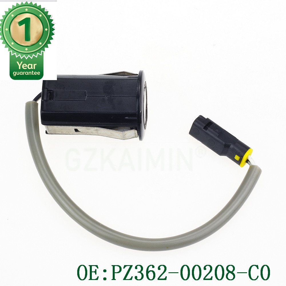 Nuevo y de alta calidad PDC Sensor de aparcamiento PZ362-00208-C0 PZ36200208C0 para TOYOTA 2.4ACV3