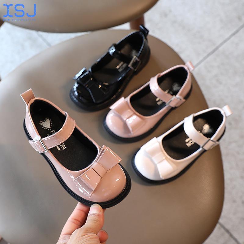 Туфли женские демисезонные маленькие кожаные, демисезонные