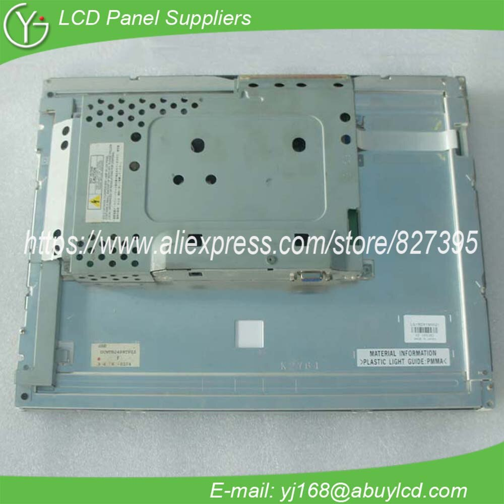 15 pulgadas panel de pantalla lcd 1024*768 LQ150X1MW21
