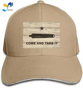 Revolution Come and Take It Military Flag Men Cotton Classic Baseball Cap Adjustable Size