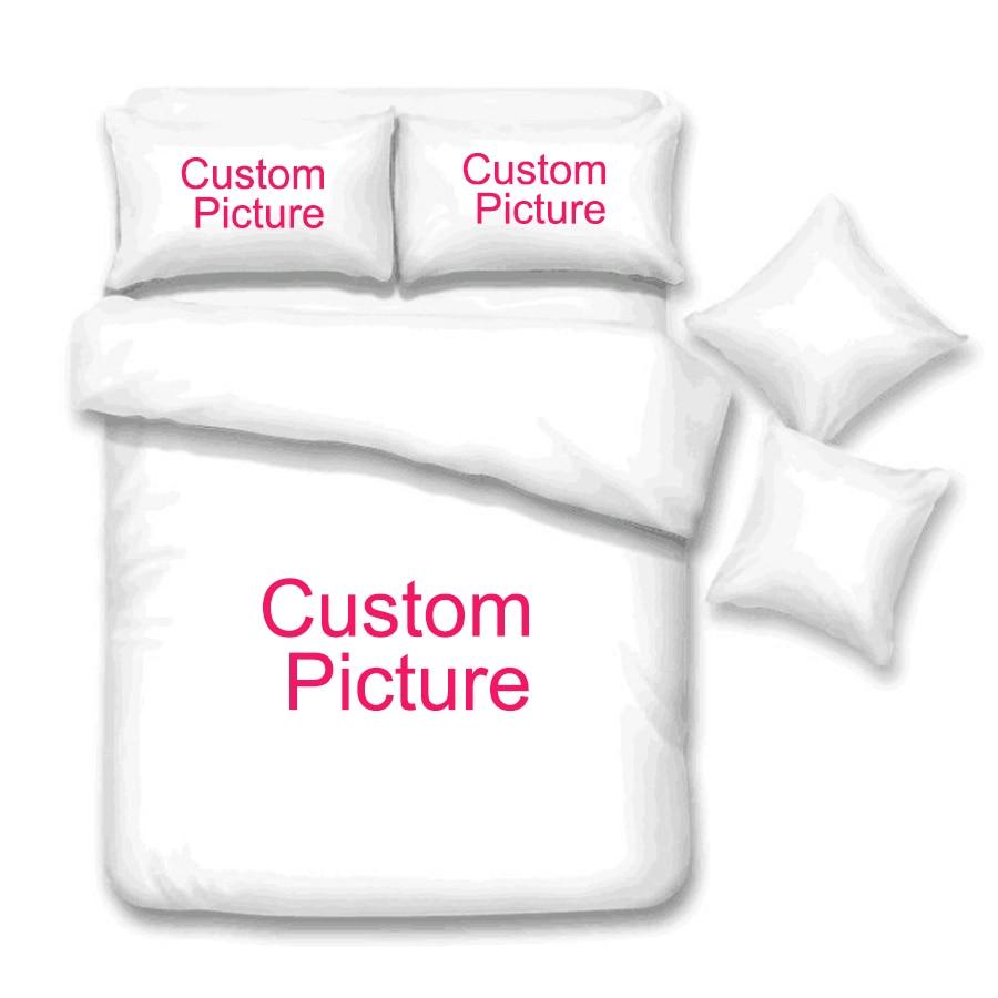 Personalizar dropshipping 3d jogo de cama decoração do quarto zíper hipoalergênico 1 pc capa edredão com fronhas sem consolador