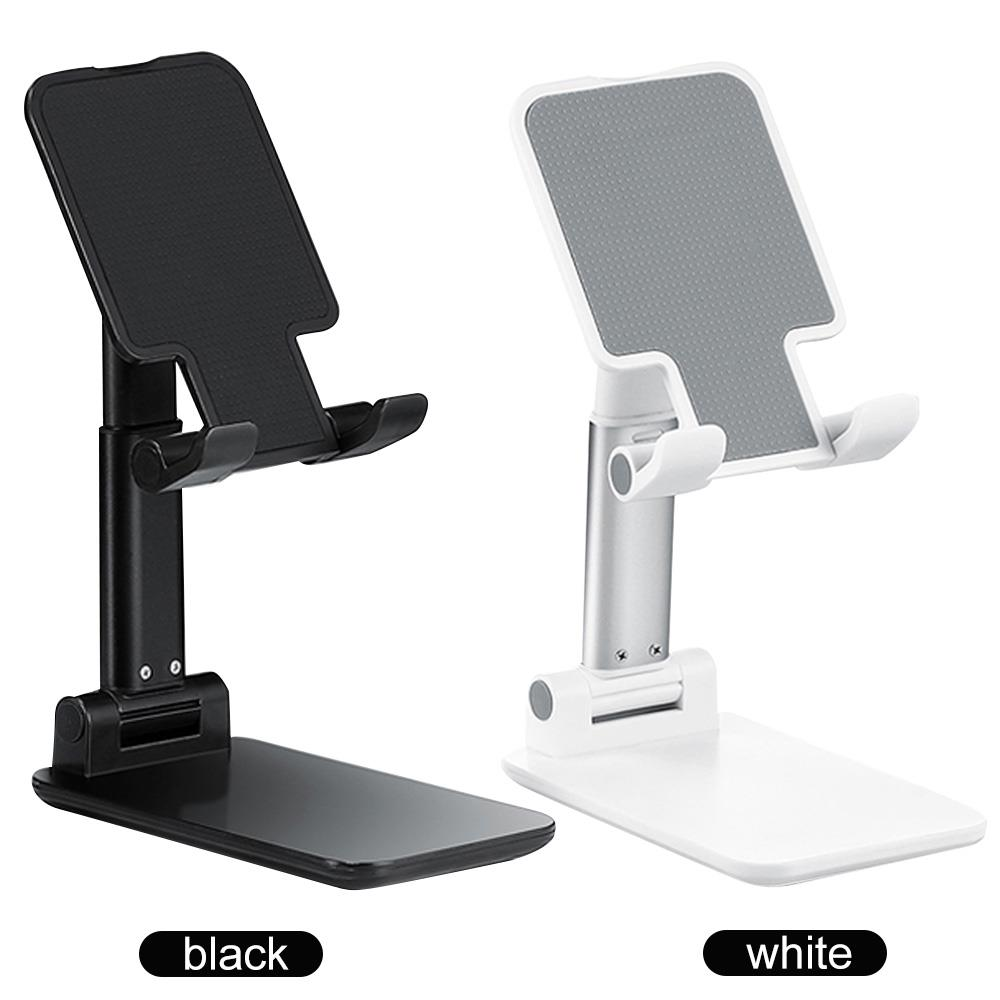2 Color Lazy Phone Holder Pad Tablet Holder Cell Phone Holder Universal Online Learning DVD Screen GPS Stand Foldable