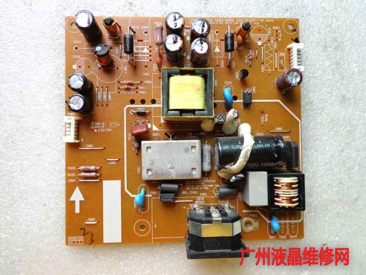 Youpai VA2206p-LED الطاقة مجلس L22AIVM-BK57K 2202155102 P/T-01 عالية الجهد مجلس