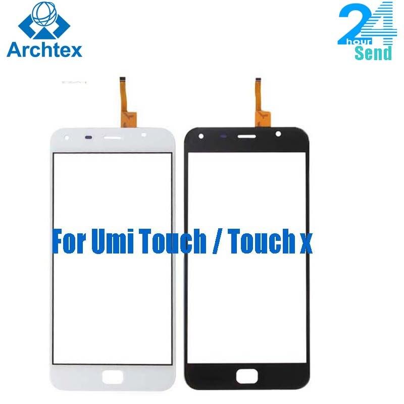 Para UMI Touch X 100% Panel táctil Original piezas de reparación perfectas + herramientas l 5,5 pulgadas para UMI Touch X envío gratis en Stock