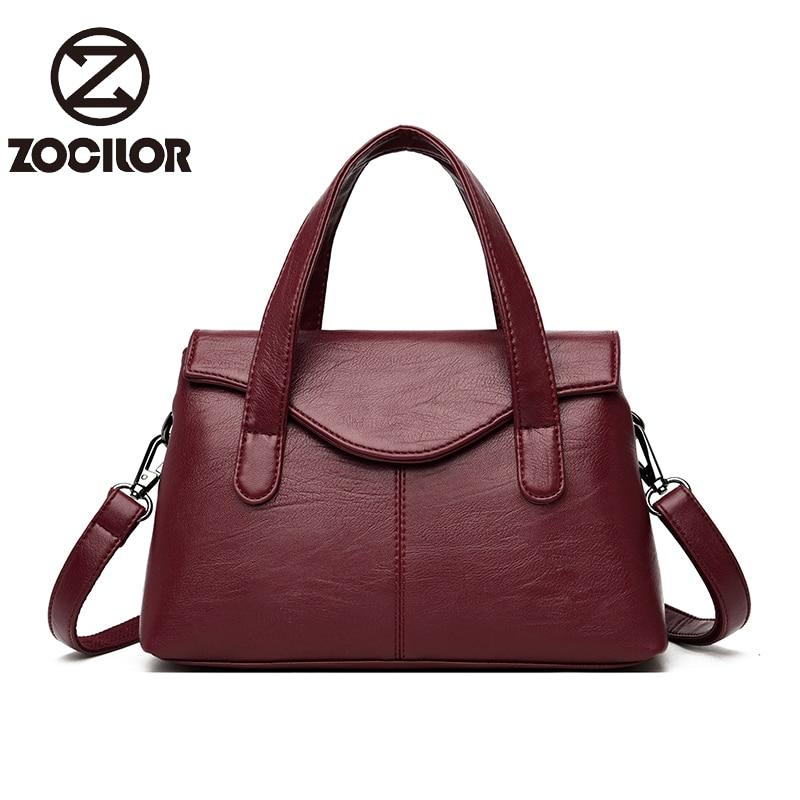 Moda feminina bolsa 2020 cor sólida crossbody saco de alta qualidade couro bolsa de ombro para as mulheres qualidade designer bolsas
