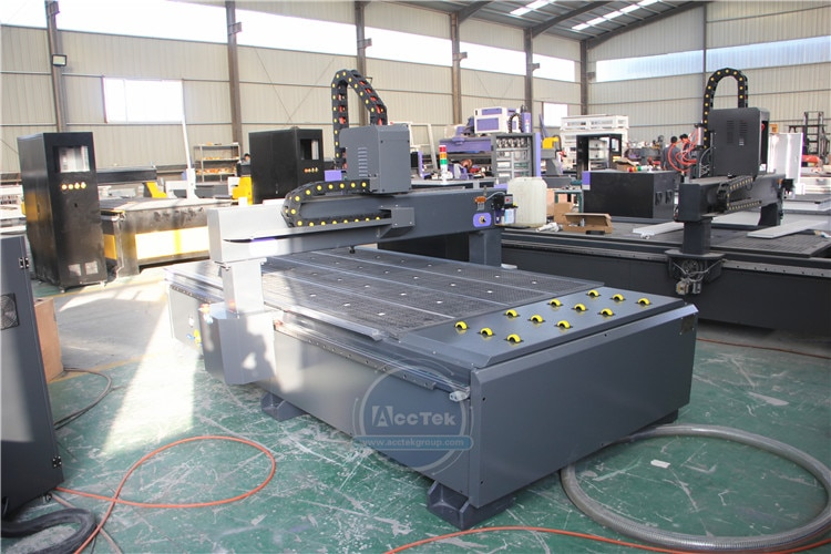 1325 Cnc Router Woodworking Machinery Vacum Table Heavy Duty Body 3d MDF Carving Cnc Router enlarge