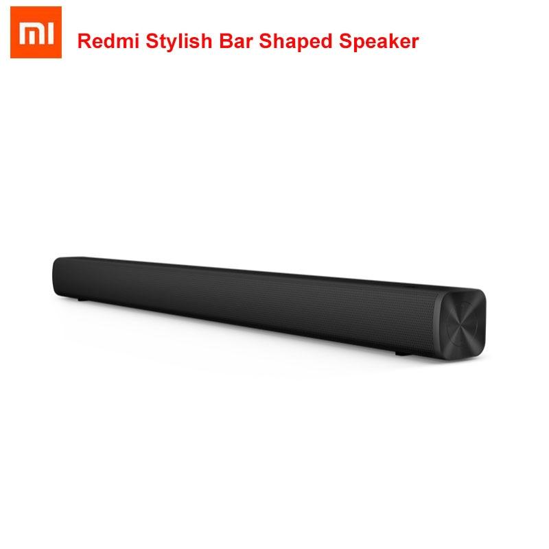 New Xiaomi Mijia Redmi Wireless TV Sound Bar Speaker Bluetooth 5.0 Audio Music Playback Redmi Soundbar for Home Theater