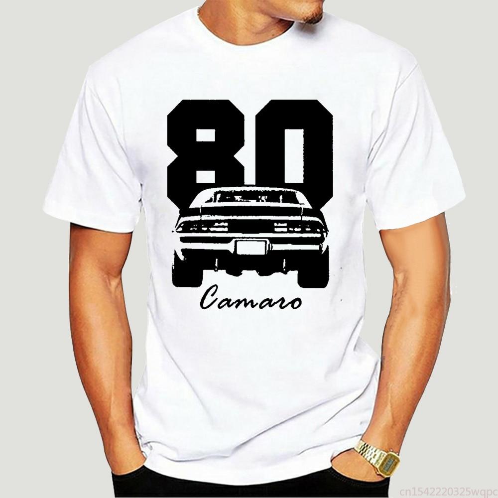 Camiseta de Camaro con vista trasera para hombre de camisa con el...