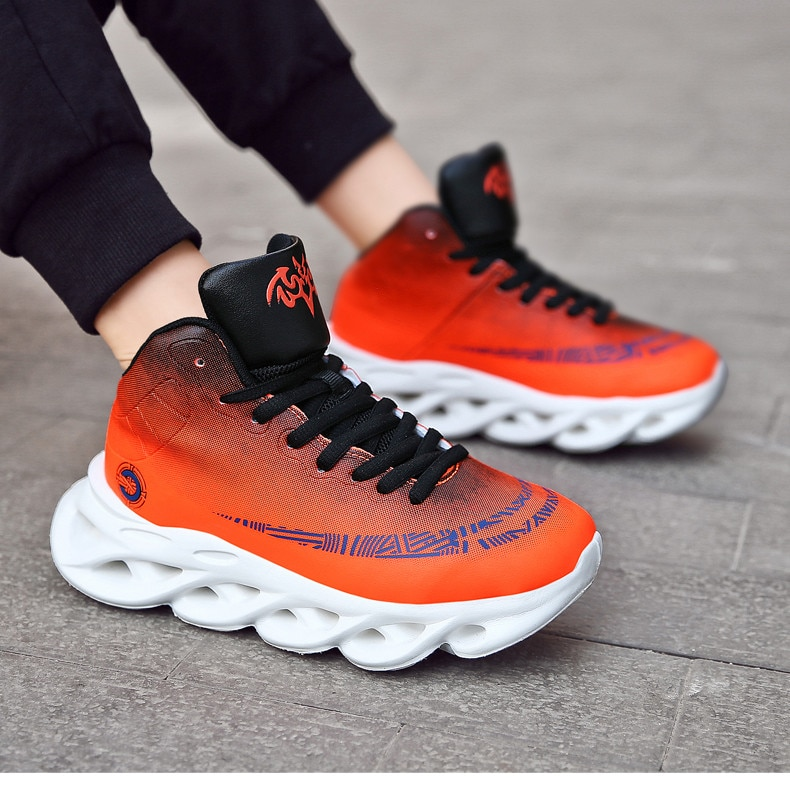 2020 Spring/Autumn Children Sports Shoes for Boys Kids Sneakers Fashion Casual Kids Shoes Outdoor Tr