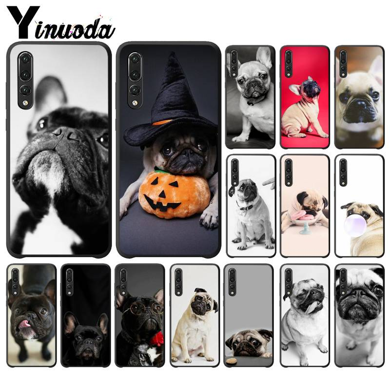 Yinuoda Animal lindo perro de moda de lujo para iPhone 7 HuaweiP30 PRO LITE P SMART P20LITE 2018 NOVA 2 2I 2 más 2S P smart PLUS