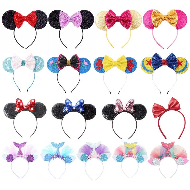 vogueon-2021-новый-милый-Блестящий-бант-мышь-уши-повязка-на-голову-Принцесса-Корона-для-девочек-блестки-бант-повязка-для-волос-Детские-головные-у