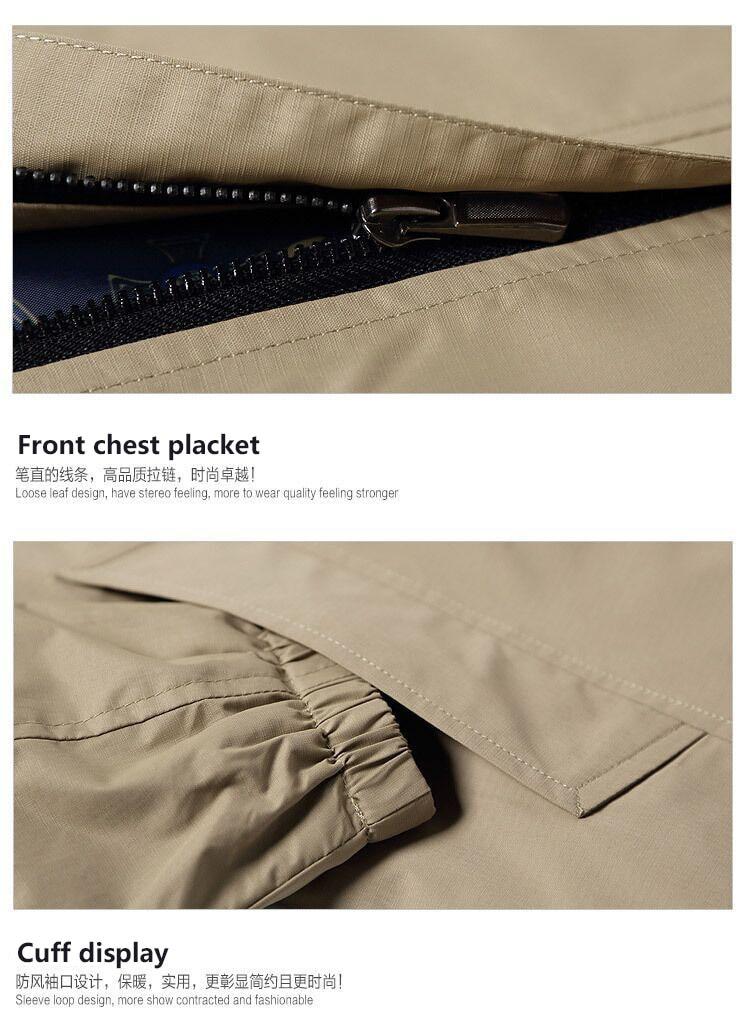 Spring and autumn boutique jacket car logo LOGO printing men's jacket zipper jacket fashion slim coat men's casual cardigan base  - buy with discount